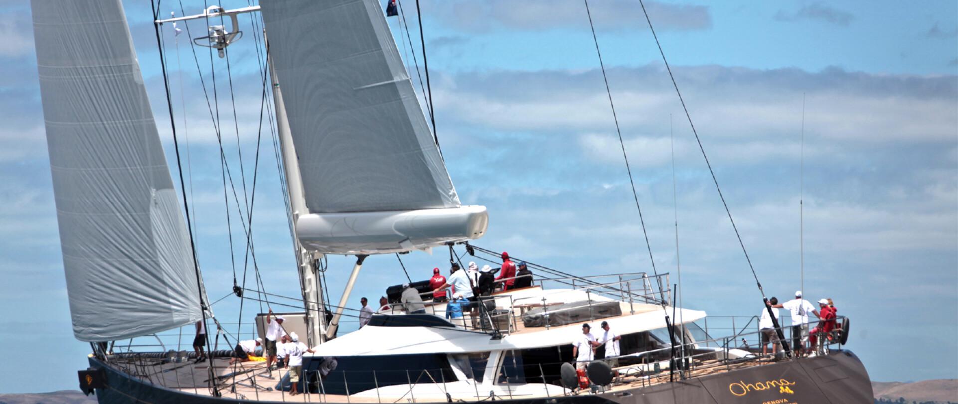 OHANA Yacht for Charter photo 5