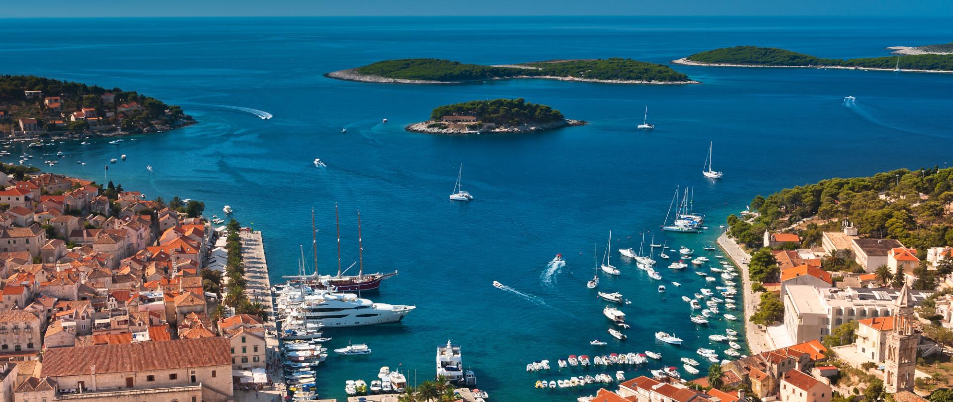 Discover Croatia on a superyacht charter photo 1