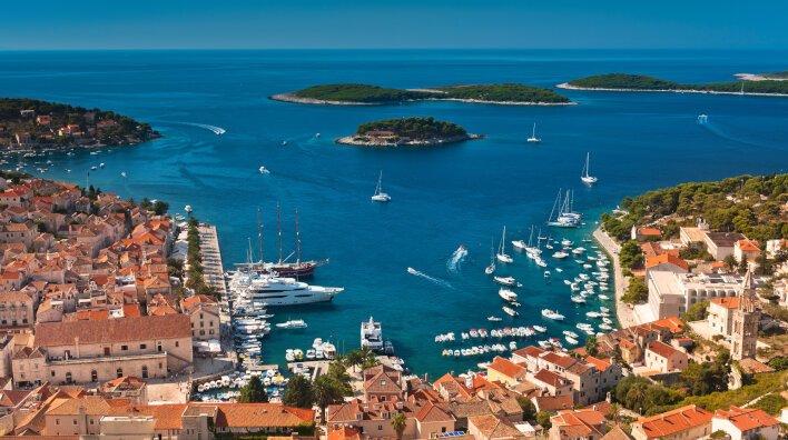 Discover Croatia on a superyacht charter