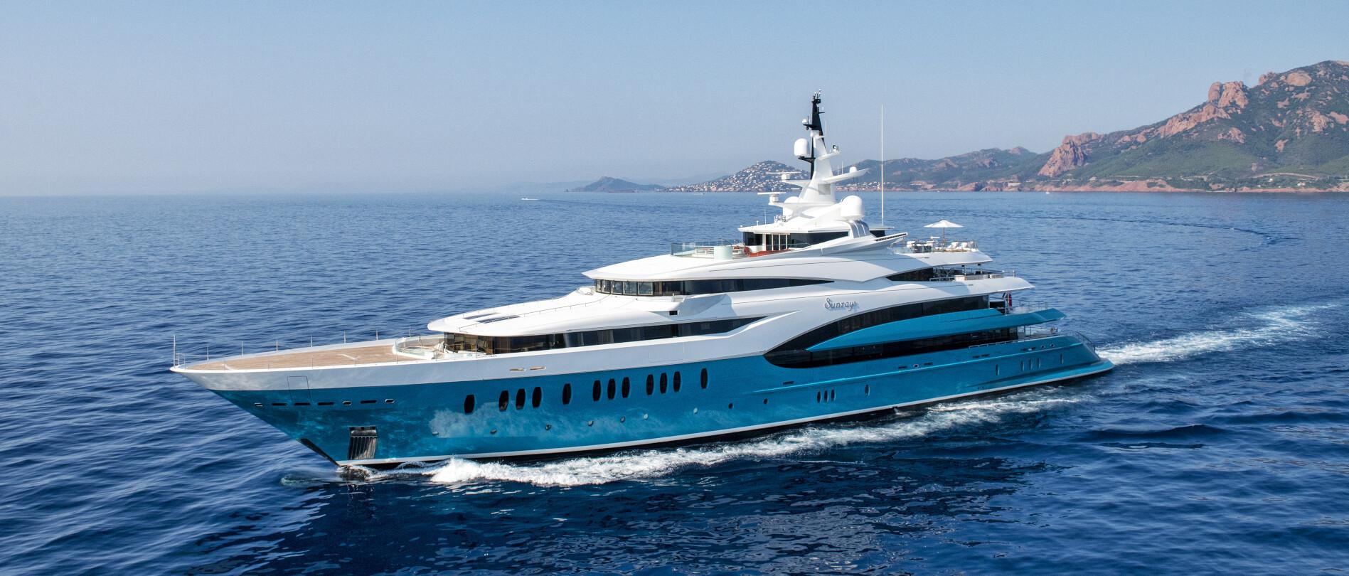 The unique Sunrays, true yacht perfection photo 1