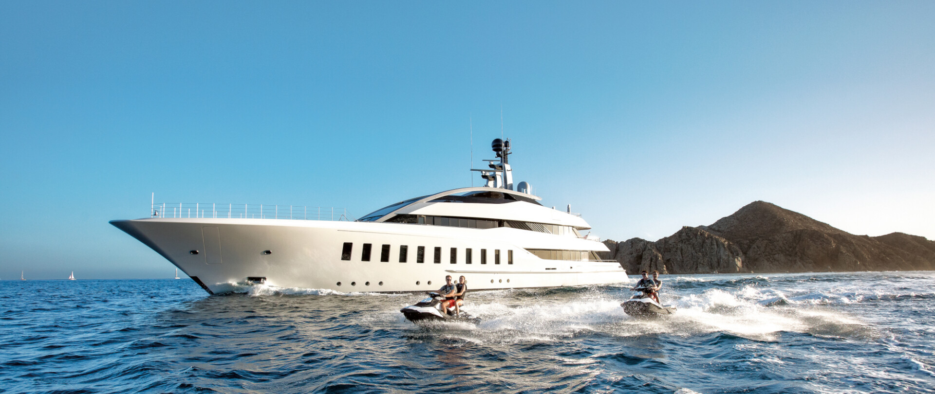 Superyachts that you can charter in the Mediterranean right now photo 1
