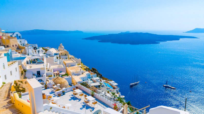 Greece due to open for the height of the summer season