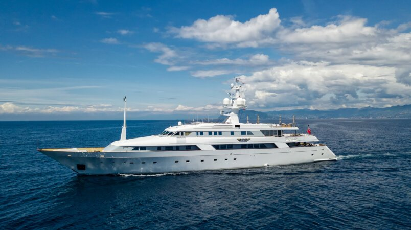 Following another successful sale, Edmiston welcomes four more yachts for sale