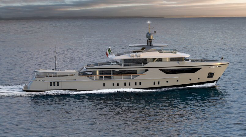 Get a new yacht delivered in a fraction of the time