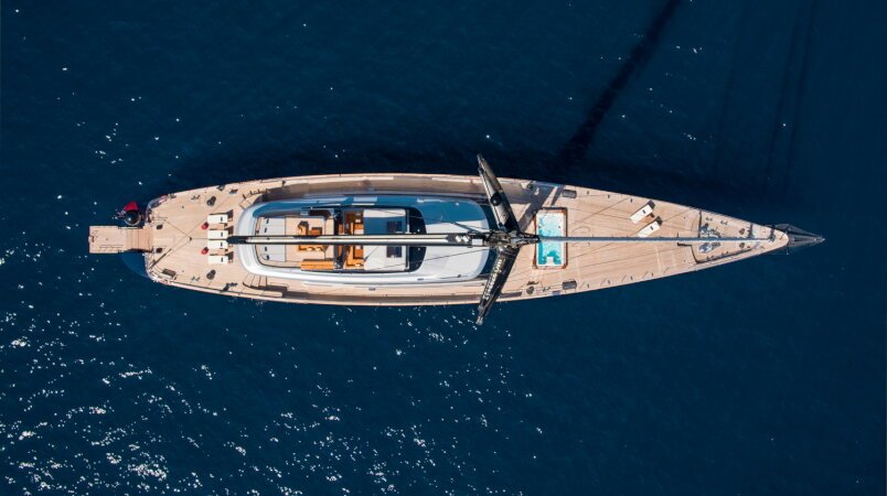 Two new Perini Navi's in one week