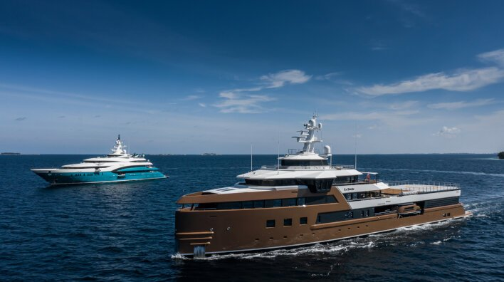 Made in the Netherlands – the best Dutch-built yachts...