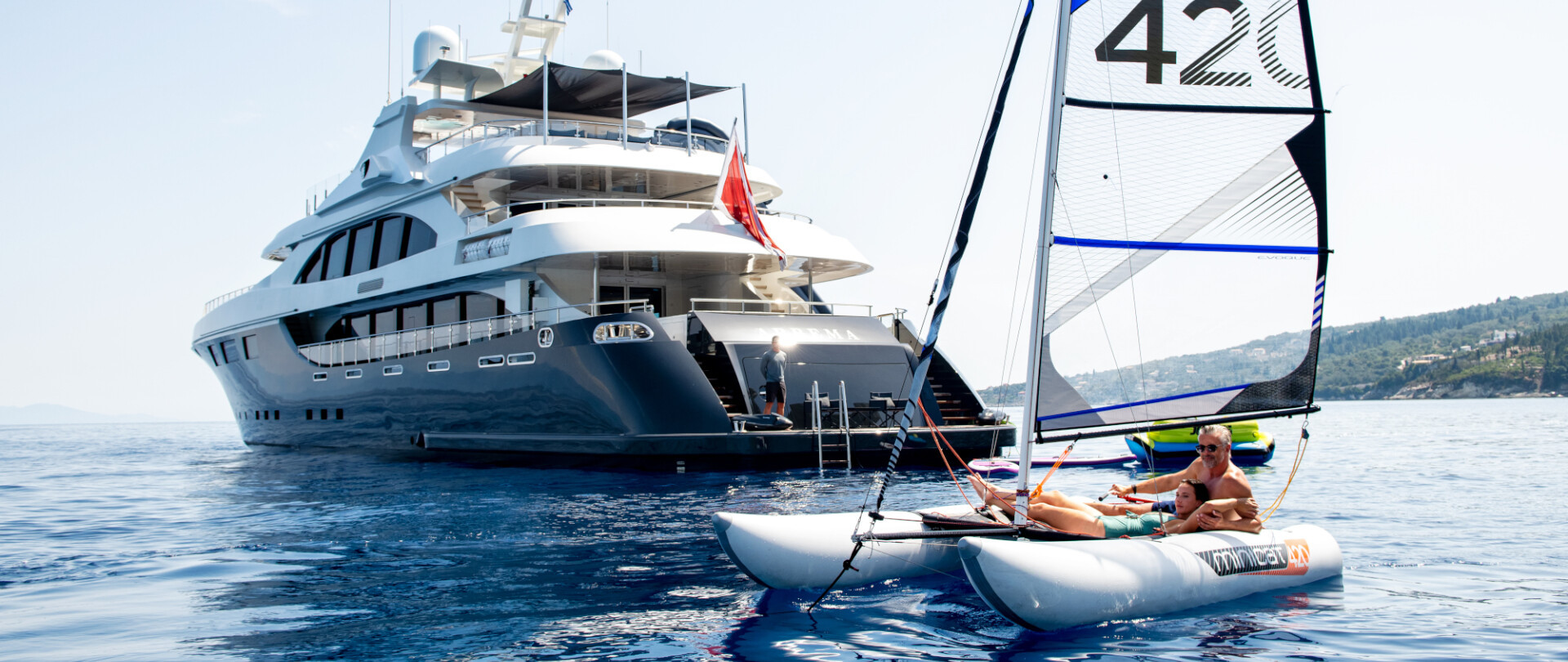 5 reasons to charter a yacht in Greece this summer photo 1