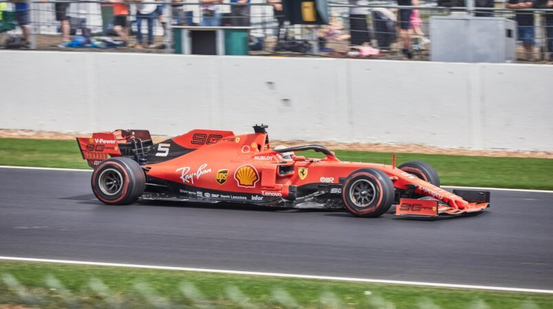 Experience the Formula 1 British Grand Prix like never before