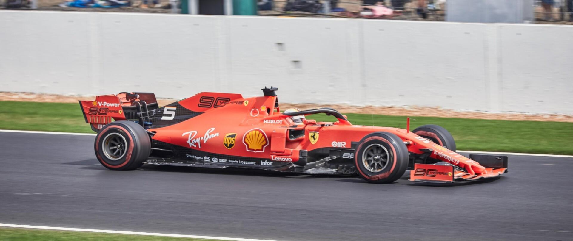 Experience the Formula 1 British Grand Prix like never before photo 1