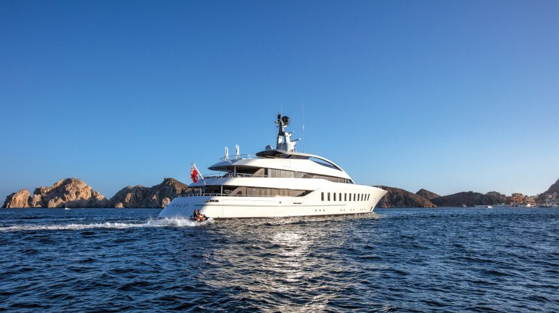 Edmiston outperforms once more – selling 50m yachts faster than anyone else