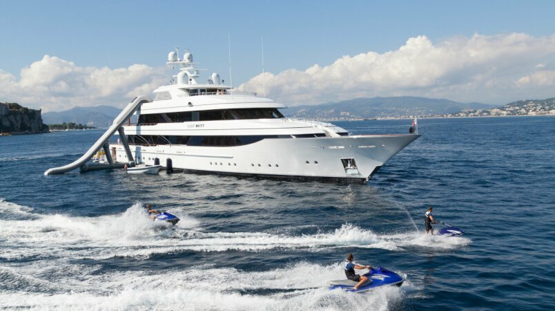 Explore the Different Yacht Types