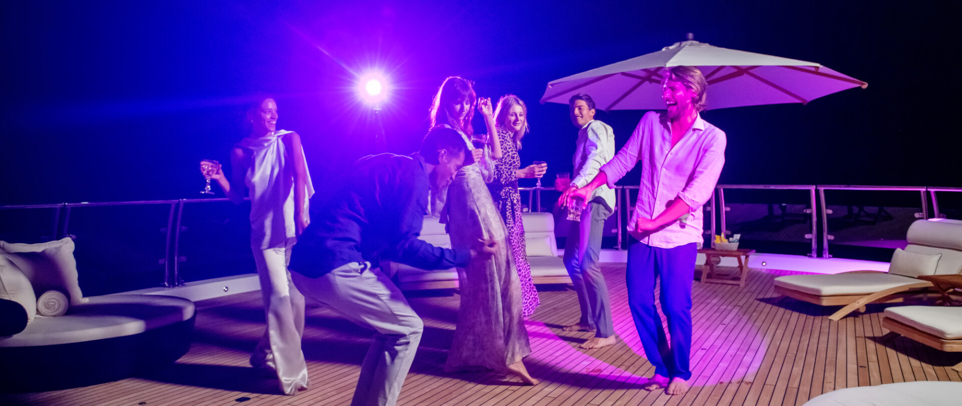 Renting a Yacht for a Party - Your Dream Party Guide photo 1