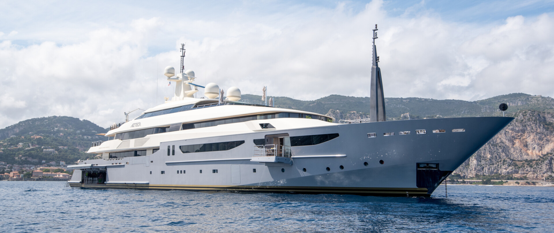 Azteca becomes the largest yacht ever to accept Bitcoin as payment photo 1