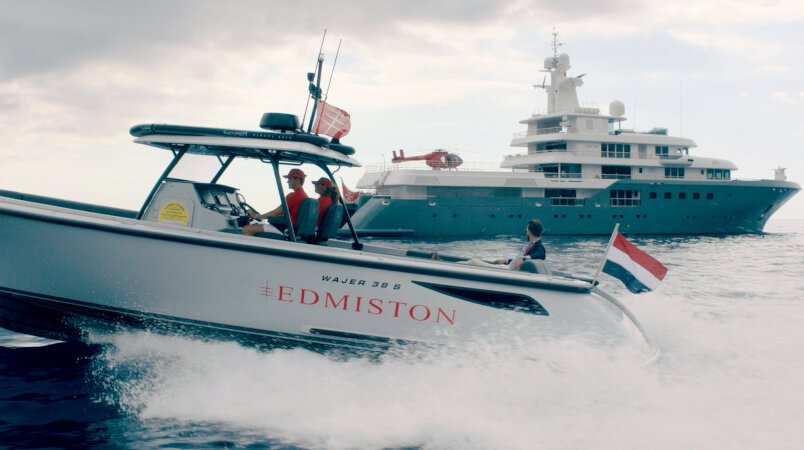 Don't miss Edmiston and partners at the Monaco Yacht Show