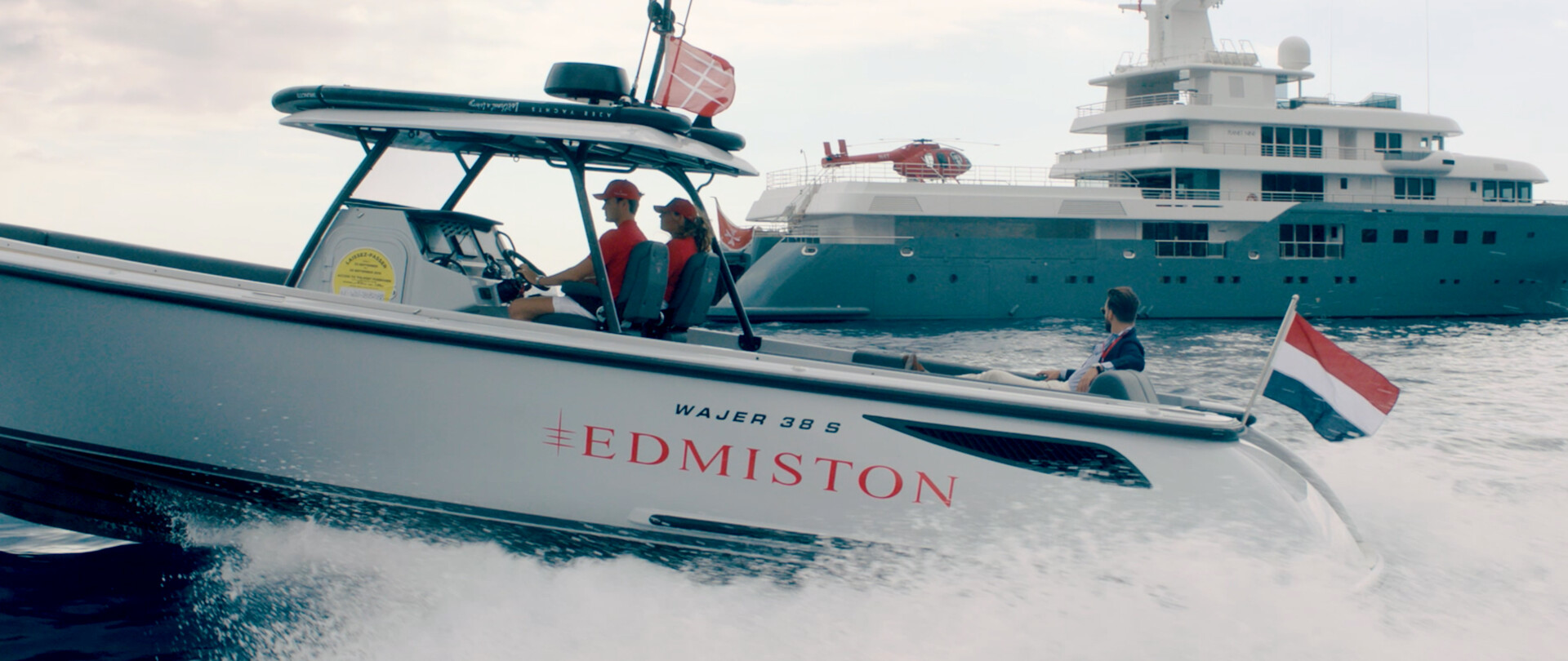 Don't miss Edmiston and partners at the Monaco Yacht Show photo 1