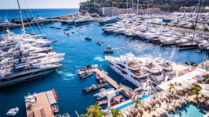 Monaco Yacht Show 2021 – the full line-up revealed