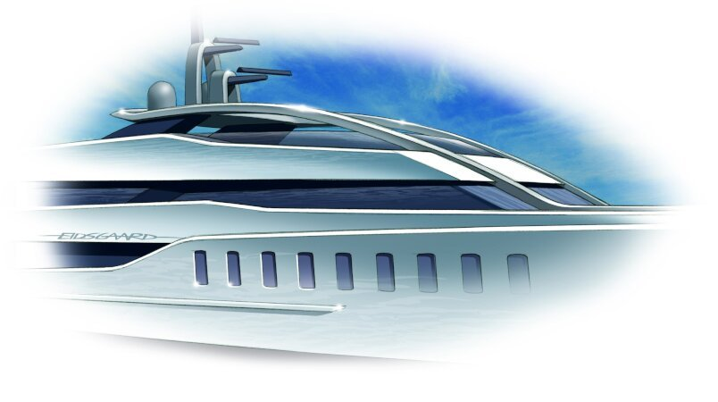 Edmiston Commission 57m New Build at Feadship