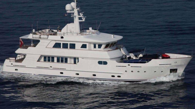 RELENTLESS Yacht Sold