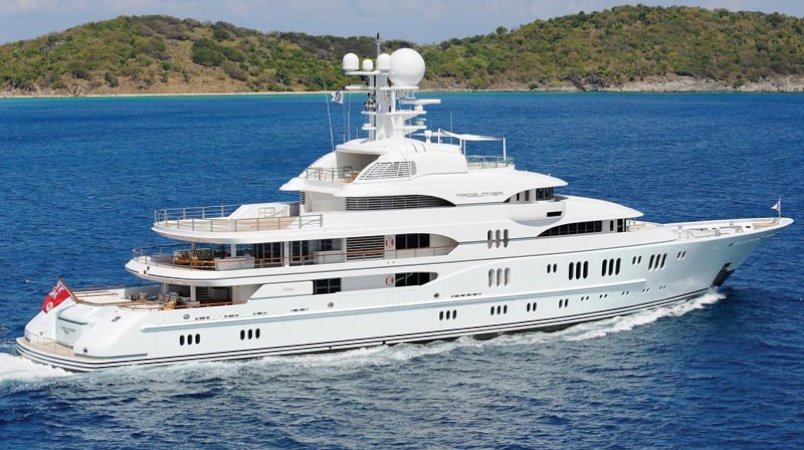 TV 79m Lurssen for Charter (ex Madsummer)