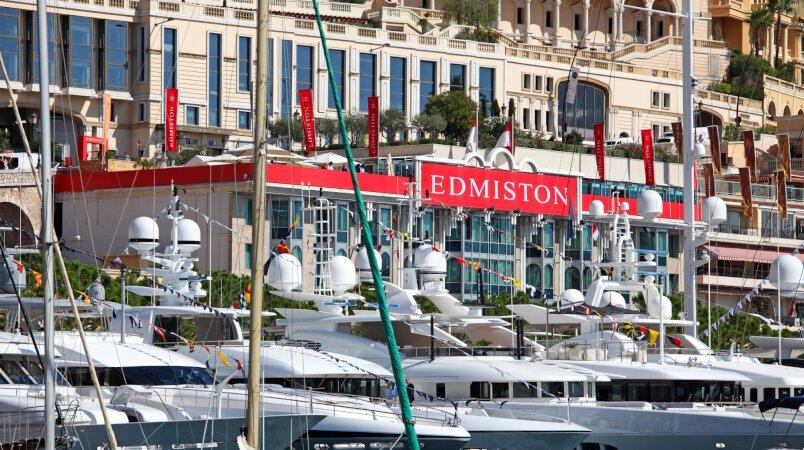 Monaco Yacht Show 2013