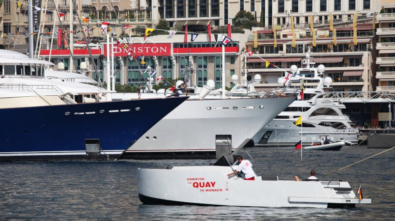 Edmiston Secures Strategic Partnerships for Monaco Yacht Show 2013
