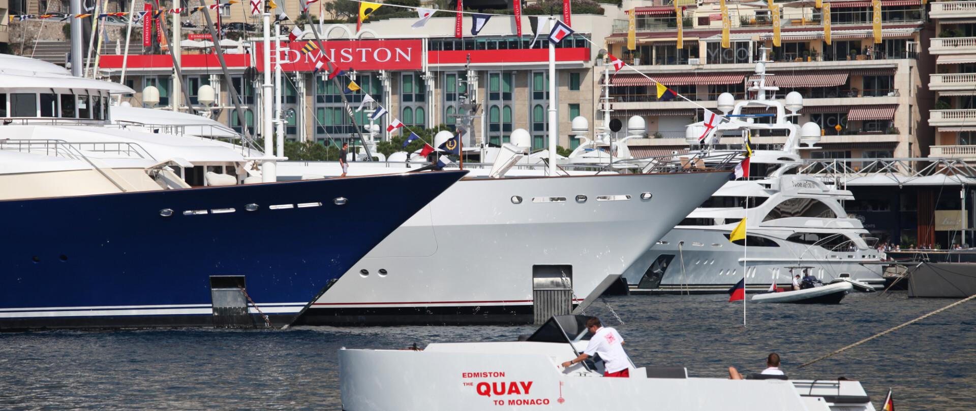 Edmiston Secures Strategic Partnerships for Monaco Yacht Show 2013 photo 1