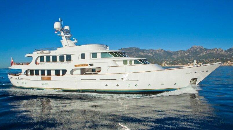 New CA - PAMELA V for Charter