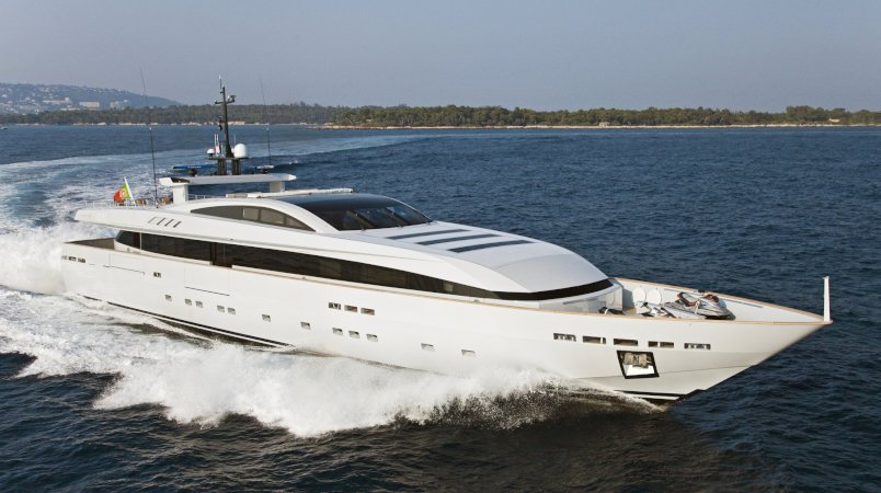 APACHE II Available for 2014 Event Charters
