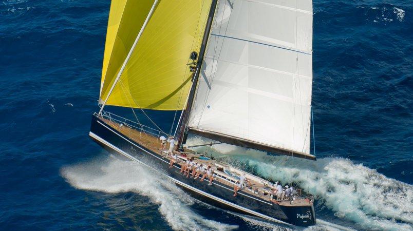 NEFERTITI - For Charter