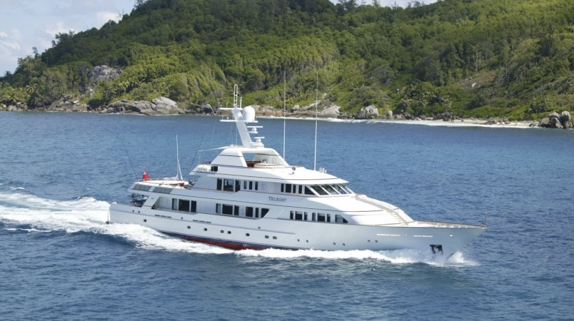 Charter TELEOST in the Caribbean this Winter