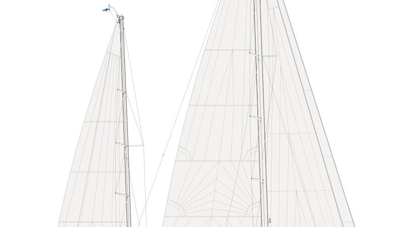 PERINI NAVI 50M KETCH - For Sale
