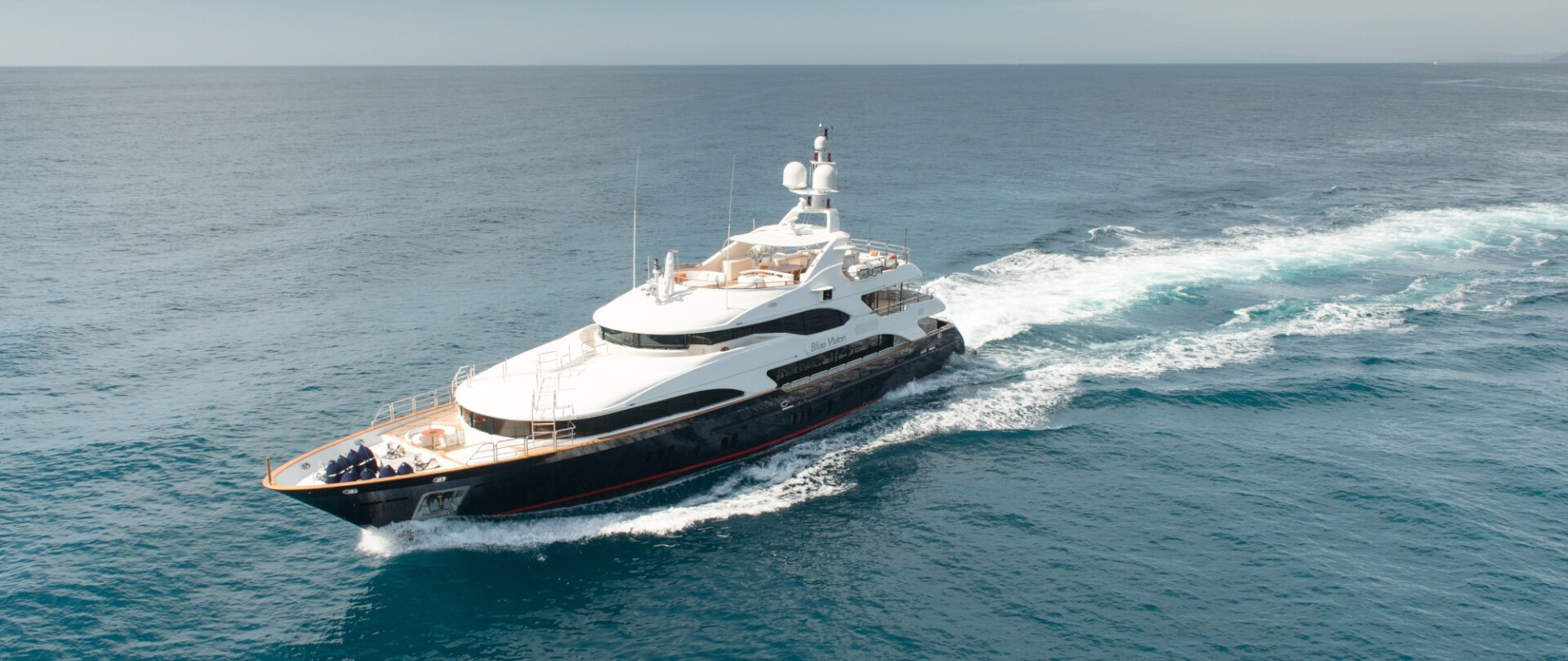 BLUE VISION Available for Mediterranean Charters This Summer photo 1