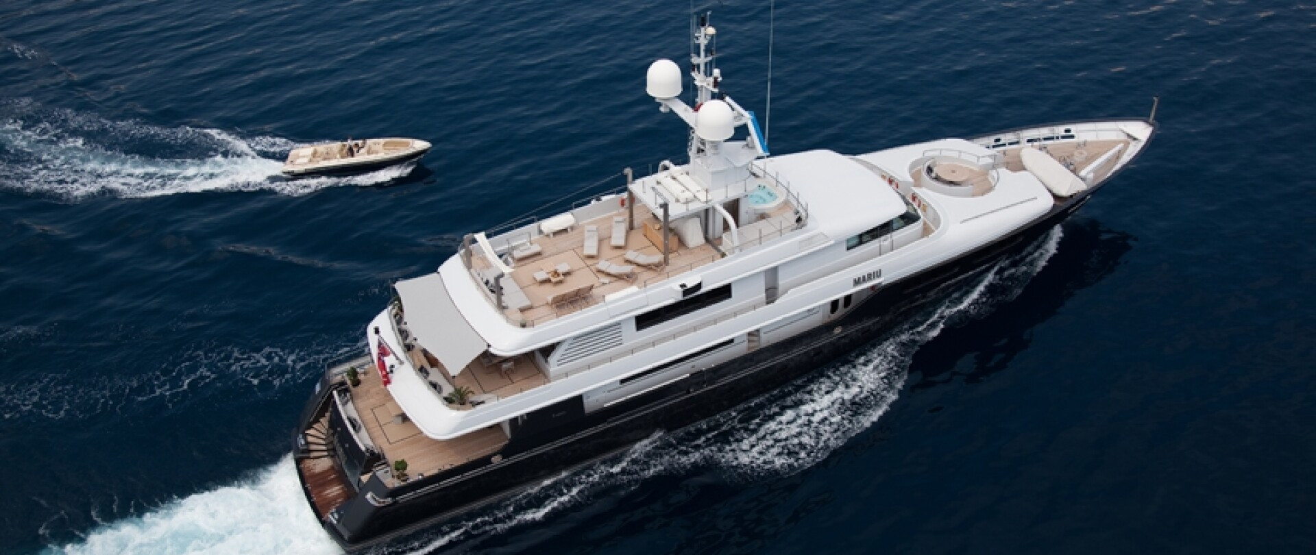 MARIU Available for Summer Charters in the East Med photo 1