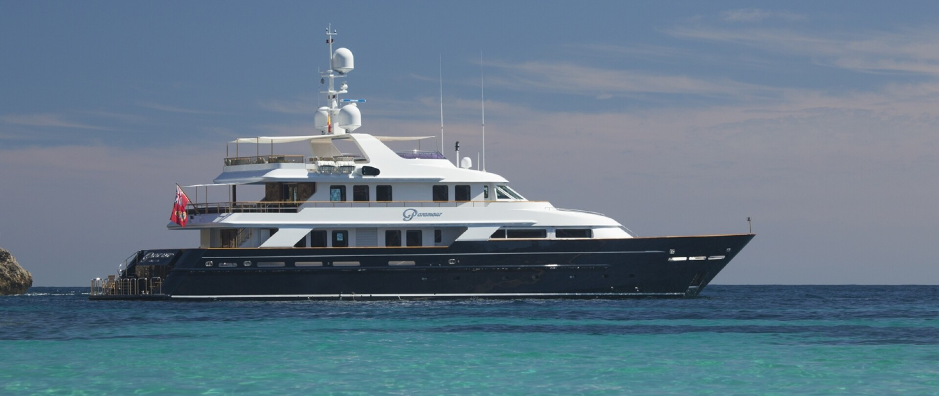 PARAMOUR Keen to Charter in The West Med This Summer photo 2