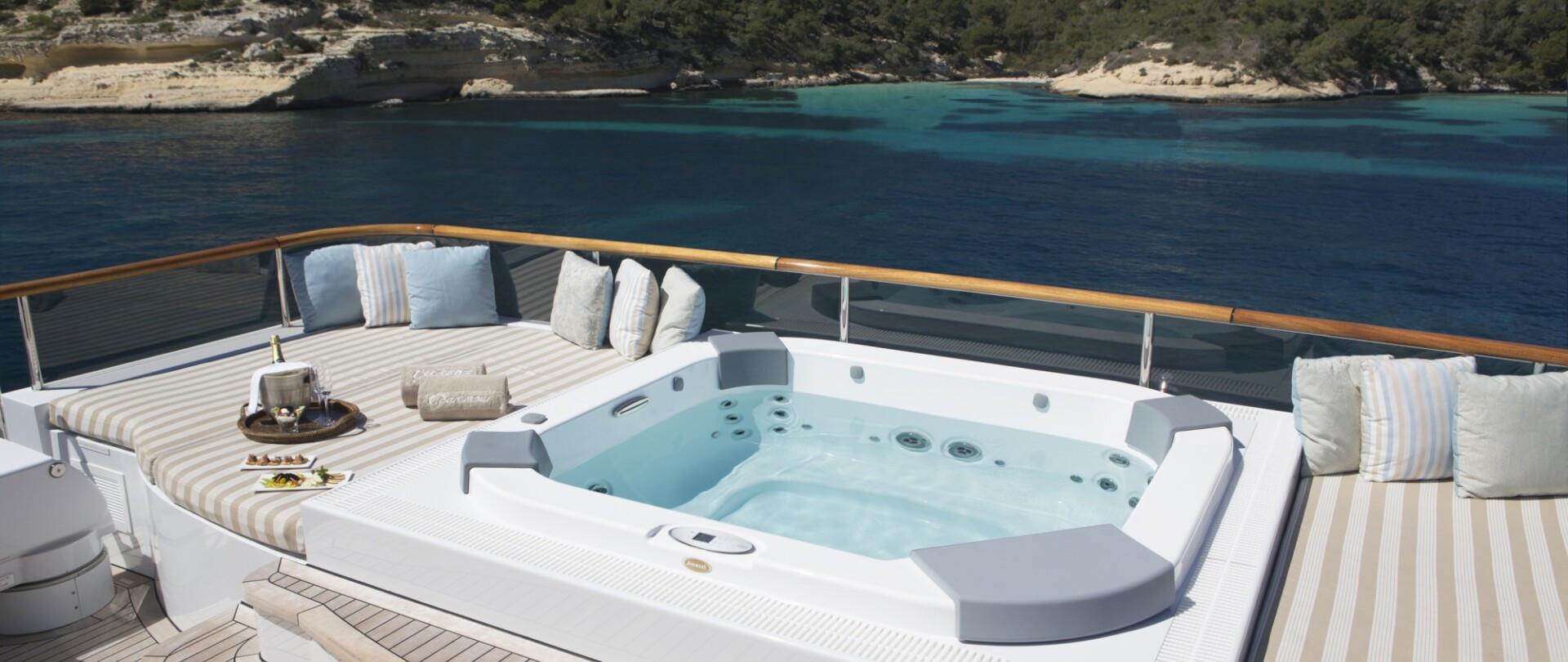 PARAMOUR Keen to Charter in The West Med This Summer photo 1