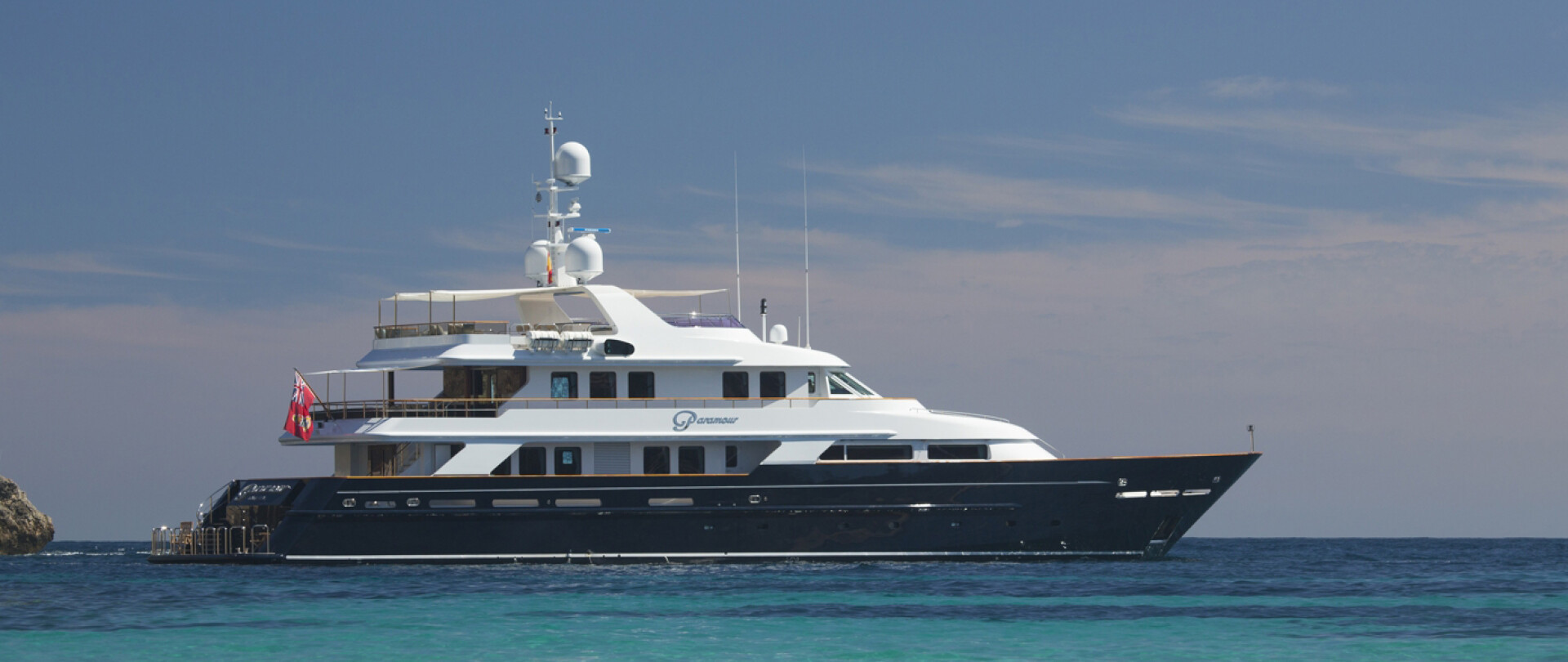 PARAMOUR Available for Event Charters photo 1