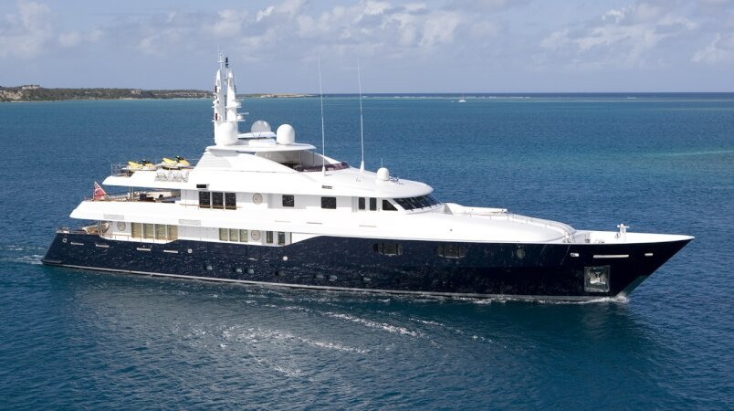 ODESSA Available to Charter in the Mediterranean This Summer