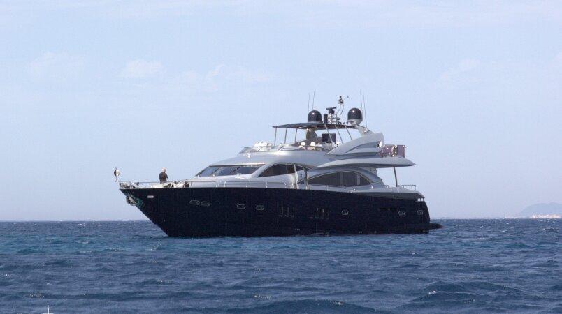 DEVOTION New to the Charter Fleet