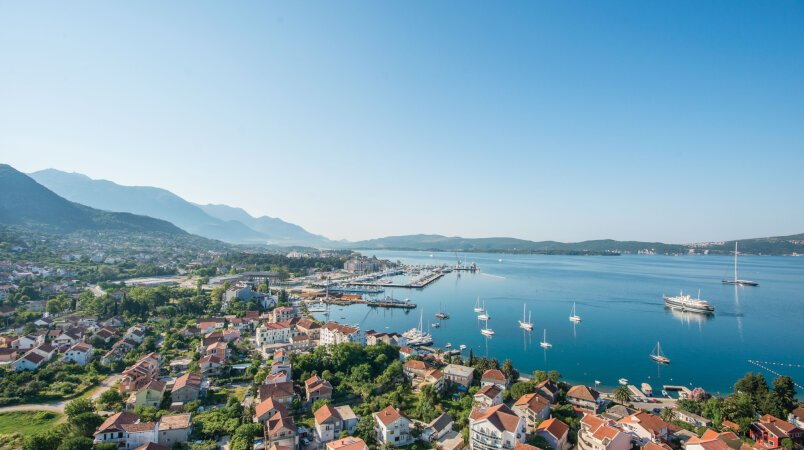 Edmiston 'Pops Up' At Porto Montenegro