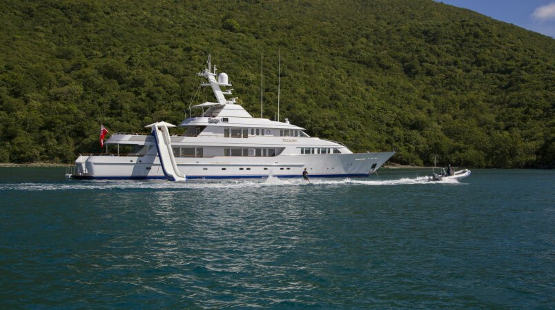Keen to Charter in the Med this Summer