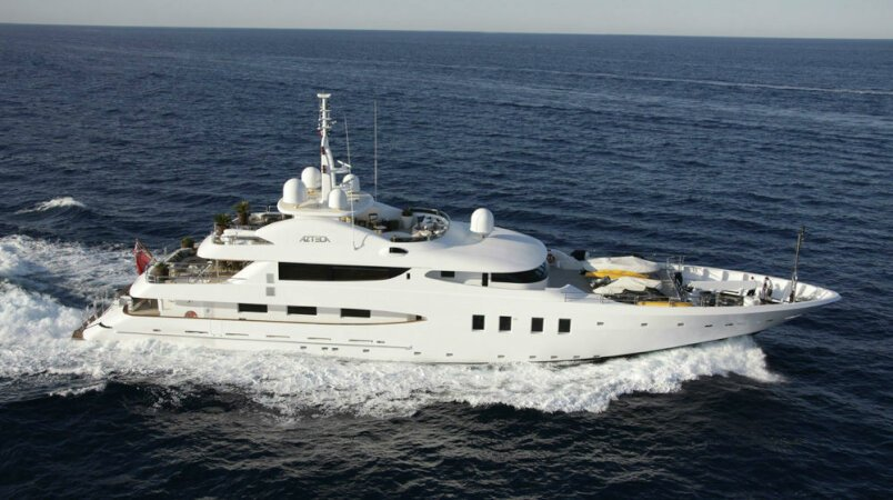 Ready to Charter this Summer in Mexico