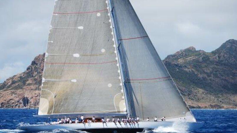 New Charter CA - RANGER - J Class Yacht