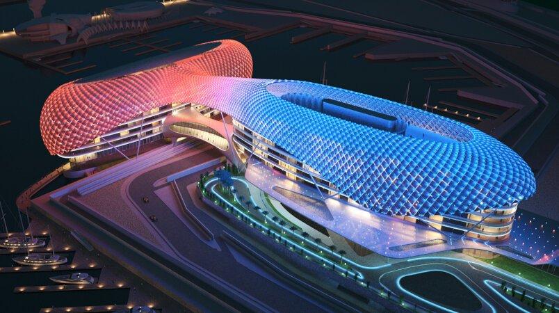 SHELEILA - Abu Dhabi Grand Prix