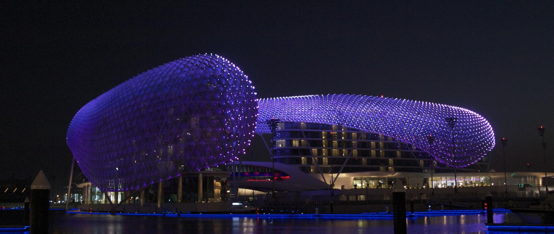 SHELEILA - Abu Dhabi Grand Prix photo 3
