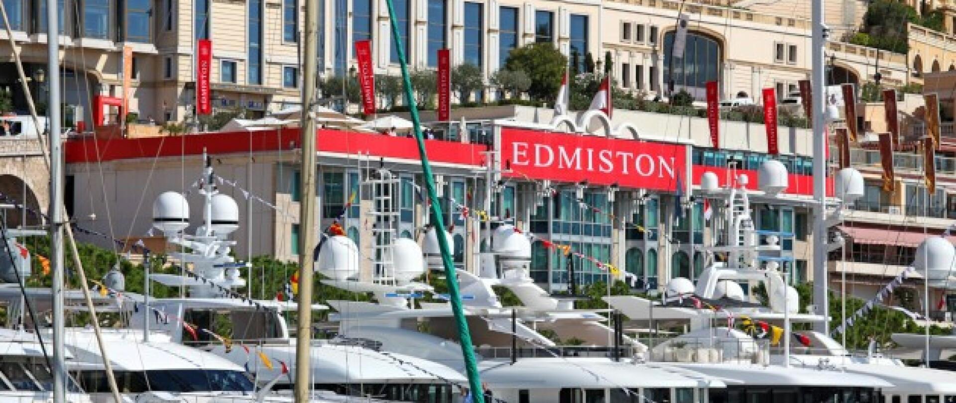 Edmiston Attending Monaco Yacht Show 2014 photo 1