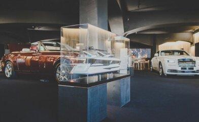 The Rolls-Royce Summer Studio with Edmiston Media 2