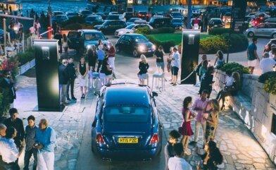 The Rolls-Royce Summer Studio with Edmiston Media 3