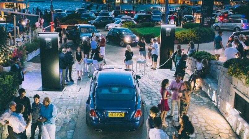 The Rolls-Royce Summer Studio with Edmiston