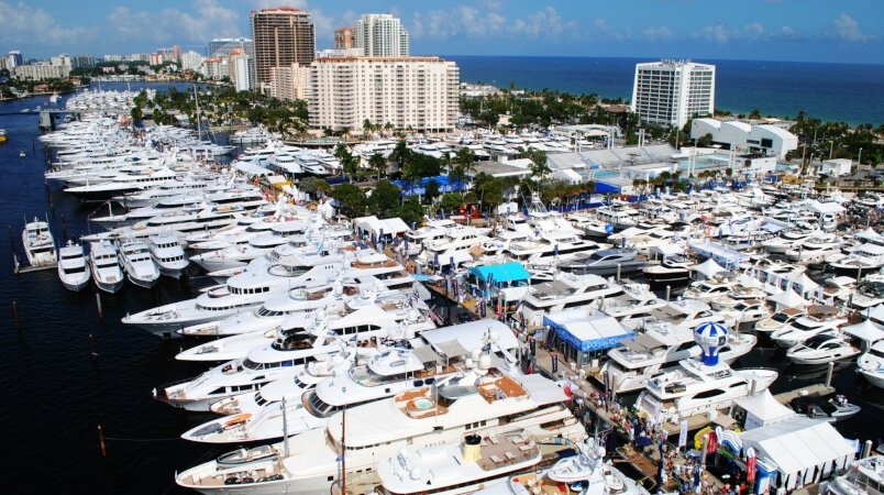 Edmiston at the Fort Lauderdale International Boat Show, 3rd - 7th November 2016