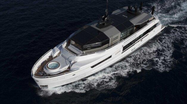 sold yacht Jurata